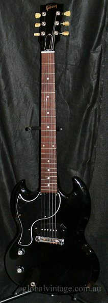 ~SOLD~Gibson U.S.A. `12 S.G. Jnr LEFT HANDED black